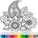 Coloring Book for Adults MOD Unlimited Money 6.8.0