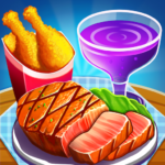 Cooking Cafe Star Madness Chef Fever Games Craze MOD Unlimited Money 1.8.5