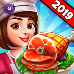 Cooking Express 2 Crazy Restaurant Cooking Games MOD Unlimited Money 1.3.1
