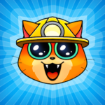 Dig it – idle cat miner tycoon APK MOD Unlimited Money 1.32.5