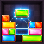 Dropdom – Jewel Blast APK MOD Unlimited Money 1.1.7