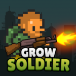 Grow Soldier – Idle Merge game APK MOD Unlimited Money 3.1