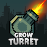 Grow Turret – Idle Clicker Defense APK MOD Unlimited Money 7.0