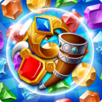 Jewels Time Endless match MOD Unlimited Money 2.0.1