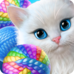 Knittens Sweet Match 3 Puzzles Adorable Kittens MOD Unlimited Money 1.31.130251