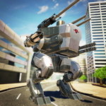 Mech Wars Multiplayer Robots Battle APK MOD Unlimited Money 1.379