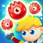 Monster Busters Link Flash MOD Unlimited Money 1.2.2