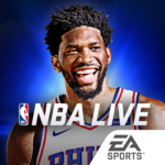 NBA LIVE ASIA MOD Unlimited Money 4.0.20
