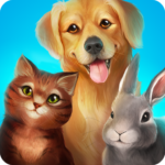Pet World – My animal shelter – take care of them APK MOD Unlimited Money 5.5