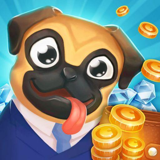 Pets Hotel Idle Management Incremental Clicker MOD Unlimited Money 1.13.5