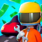 Pit Crew Heroes – Idle Garage Racing MOD Unlimited Money 0.15.8