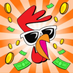 Rooster Booster – Idle Chicken Clicker APK MOD Unlimited Money 0.9.9.4