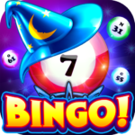 Wizard of Bingo APK MOD Unlimited Money 7.1.1