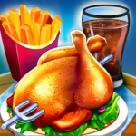 Cooking Express Food Fever Craze Chef Star Games MOD Unlimited Money 1.7.1