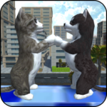 Cute Cat And Puppy World MOD Unlimited Money 1.0.5.6