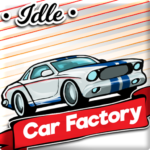 Idle Car Factory Car Builder Tycoon Games 2019 MOD Unlimited Money 12.4.5