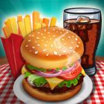 Kitchen Craze Cooking Games for Free Food Games 2.0.2 MOD Unlimited Money