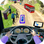 Modern Bus Drive 3D Parking new Games-FFG Bus Game 2.37 MOD Unlimited Money