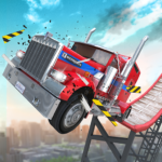 Stunt Truck Jumping 0.92 MOD Unlimited Money