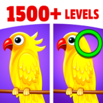 Find The Differences – Spot it 1.1.7 MOD Unlimited Money
