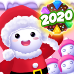 Ice Crush 2020 -A Jewels Puzzle Matching Adventure MOD Unlimited Money