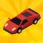 Merge Car Racer – Idle Rally Empire MOD Unlimited Money
