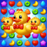 Toy Bear Sweet POP Match 3 Puzzle MOD Unlimited Money
