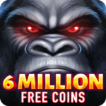 Ape About Slots – Best New Vegas Slot Games Free 1.46.6 MOD Unlimited Money