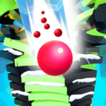 Ball Run Stack – 5 Ball Game Stack Hit Helix in 1 MOD Unlimited Money