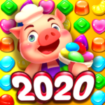 Candy Blast Mania – Match 3 Puzzle Game MOD Unlimited Money