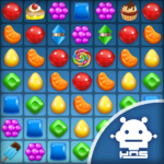 Candy Sweet Story Candy Match 3 Puzzle MOD Unlimited Money