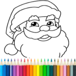 Christmas Coloring 13.9.6 MOD Unlimited Money