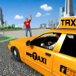 City Taxi Driving simulator online Cab Games 2020 MOD Unlimited Money