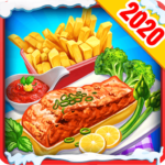 Cooking Day – Restaurant Craze Best Cooking Game MOD Unlimited Money