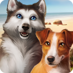 Dog Hotel Play with dogs and manage the kennels MOD Unlimited Money