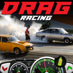 Fast cars Drag Racing game MOD Unlimited Money