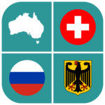 Geography Quiz – flags maps coats of arms 1.4.99 MOD Unlimited Money