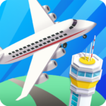 Idle Airport Tycoon – Tourism Empire MOD Unlimited Money
