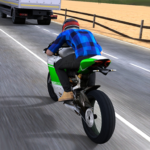 Moto Traffic Race MOD Unlimited Money