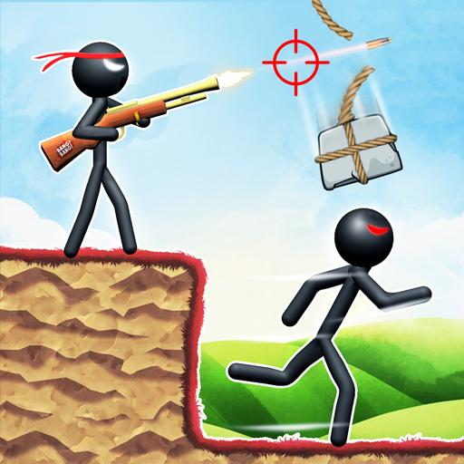 Mr Shooter Offline Game -Puzzle Adventure New Game 1.24 MOD Unlimited Money