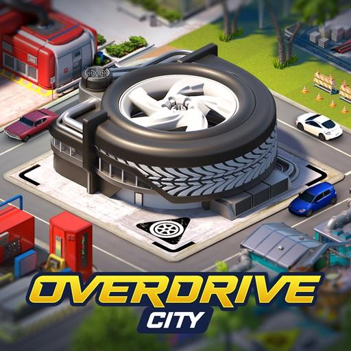 Overdrive City Car Tycoon Game MOD Unlimited Money
