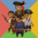 Pirates party 2 3 4 players 2.9 MOD Unlimited Money