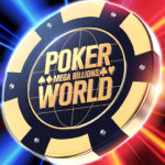 Poker World Mega Billions MOD Unlimited Money
