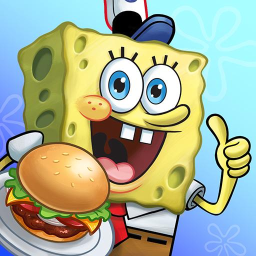 SpongeBob Krusty Cook-Off MOD Unlimited Money