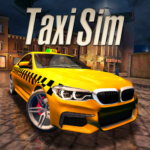Taxi Sim 2020 1.2.9 MOD Unlimited Money