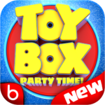 Toy Box Party Story Time – toys drop game MOD Unlimited Money