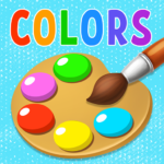 Colors for Kids Toddlers Babies – Learning Game 3.1.6 MOD Unlimited Money
