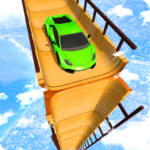 Sky Ramp Car Mega Stunts Big Jump 1.0 MOD Unlimited Money
