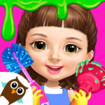 Sweet Baby Girl Cleanup 5 – Messy House Makeover 6.0.30 MOD Unlimited Money