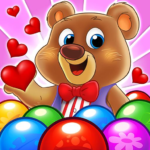 Bubble Friends Bubble Shooter Pop 1.3.17 MOD Unlimited Money